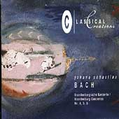 Bach: Brandenburg Concertos no 4, 5, 6 / Faerber