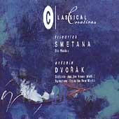 """Smetana: Die Moldau;  Dvorak: Symphony """"From the New World"""""""