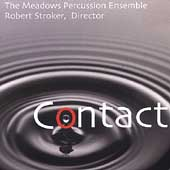 Contact - Daugherty, et al / Meadows Percussion Ensemble