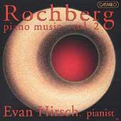 Rochberg: Piano Music Vol 2 / Evan Hirsch