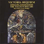 Victoria: Requiem / Peter Phillips, Tallis Scholars