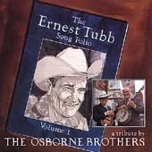 The Ernest Tubb Song Folio, Volume 1