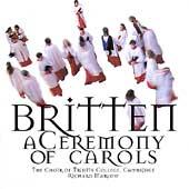 Britten: A Ceremony of Carols / Richard Marlow, et al
