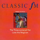 Falla: Three-Cornerd Hat & Love the Magician