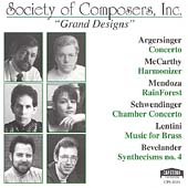 Society of Composers, Inc - Grand Designs