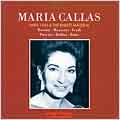 Maria Callas - Paris 1963 and London 1959