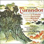 Puccini: Turandot / Chailly, Pavarotti, Caballe, et al