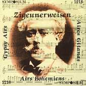 Sarasate: Zigeunerweisen - Gypsy Airs Op.20; Dinicu: Hora Lui Dobrica, J-P-G.Martini: Plaisir d'Amour, etc / Grigoras Dinicu(cond), Grigoras Dinicu Orchestra, etc