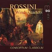 Rossini: Wind Quartets / Consortium Classicum