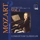 ?Mozart! Vol 1 - Octet, Sextet, Octet / Consortium Classicum