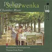 Scharwenka: String Quartet Op 117, etc / Duis, et al