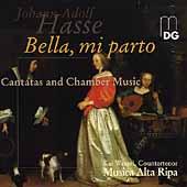 Hasse: Cantatas & Sonatas