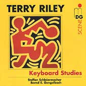 SCENE  Riley: Keyboard Studies / Schleiermacher, Gengelbach