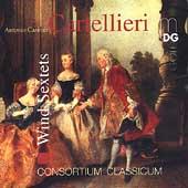 Cartellieri: Wind Sextets / Consortium Classicum