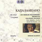 Kaija Saariaho: Du cristal, ...a la fumee, Nymphea