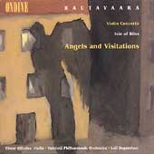 Rautavaara: Angels and Visitations, etc / Segerstam, et al