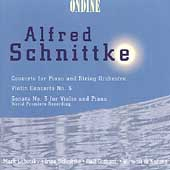 Schnittke: Concerto for Piano, etc / Ralf Gothoni, et al