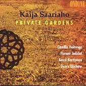 Saariaho - Private Gardens / Upshaw, Karttunen, et al
