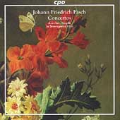 Fasch: Concertos / Azzolini, Skuplik, La Stravaganza Koeln
