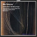 """PETTERSSON:SYMPHONY NO.12""""DE DODA PA TORGET(THE DEAD OF THE SQUARE)"""":MANFRED HONECK(cond)/SWEDISH RADIO SYMPHONY ORCHESTRA/SWEDISH RADIO CHOIR/ERIC ERICSON CHAMBER CHOIR"""