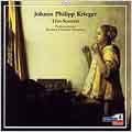 J.Krieger:12 Trio Sonatas -XII Sonate a due Violini :Parnassi Musici/Bavarian Chamber Orchestra Members