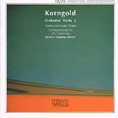 Korngold: Orchestral Works 2 / Albert, Nordwestdeutsche Phil