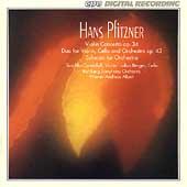 Pfitzner: Violin Concerto, etc / Gawriloff, Albert