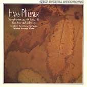 Pfitzner: Symphonies Opp 44 & 46, etc / Albert, Bamberg SO