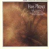 Pfitzner: Cello Concertos 1-3 / Geringas, Albert, et al