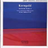 Korngold: Orchestral Works 4 / Albert, Nordwestdeutsche Phil