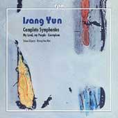 Yun: Complete Symphonies / Kim, Ukigaya