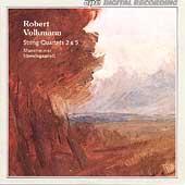 Volkmann: String Quartets 2 & 5 / Mannheimer Streichquartett