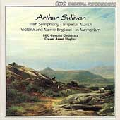 Sullivan: Irish Symphony, Imperial March, etc / Hughes, BBC