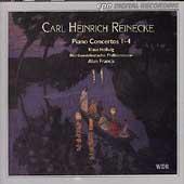Reinecke: Piano Concertos 1-4 / Klaus Hellwig, Alun Francis