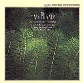 Pfitzner: Orchestral Works / Albert, Bamberg SO