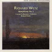 Wetz: Symphony no 1 / Roland Bader, Cracow Philharmonic