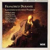 Durante: Lamentationes Jeremiae Prophetae / Neumann, et al