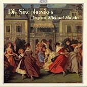 Singphonic Michael Haydn / Die Singphoniker