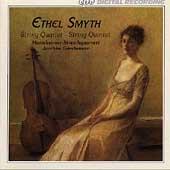 Smyth: String Quartet, String Quintet / Mannheimer