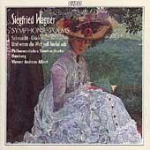 S. Wagner: Symphonic Poems / Albert, Hamburg State PO