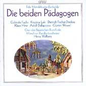 Mendelssohn: Die beiden Paedagogen / Heinz Wallberg, et al