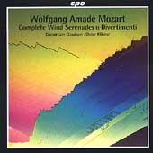 Mozart: Complete Wind Serenades & Divertimenti / Kloecker