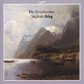Singphonic Grieg / Die Singphoniker