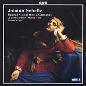 Schelle: Sacred Concertos & Cantatas /Wilson, Capella Ducale