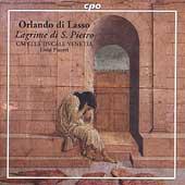 Lassus: Lagrime di San Pietro / Picotti, La Capella Ducale