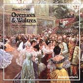 Lehar: Overtures and Waltzes / Jurowski, Berlin Radio SO