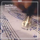 Tal: Symphonies no 4-6 / Yinon, NDR Radiophilharmonie