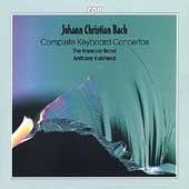 J.C. Bach: Complete Keyboard Concertos / Halstead, Hanover