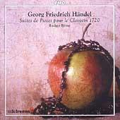 Georg Friedrich Handel: Suites de Pieces le Clavecin, 1720 / Ludger Remy