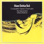 J.C. Bach: Complete Opera Overtures / Halstead, Hanover Band